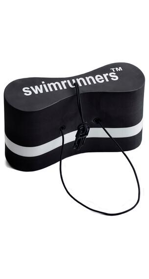 """""""Swimrunners Ready For Pull Belt Pull Buoy Black"""""""